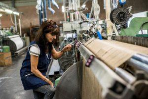 usine tissage