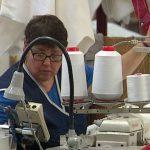 couturière drap-housse usine Vosges