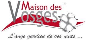 Maison des Vosges drap-housse linge de lit maison